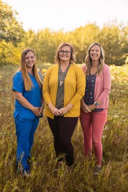 Lindsey, Missy, Jani - Verticle
