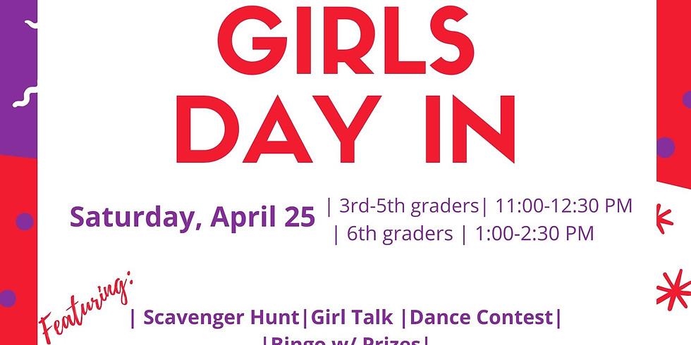Girl's Day In
