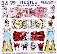 découpage Nestlé