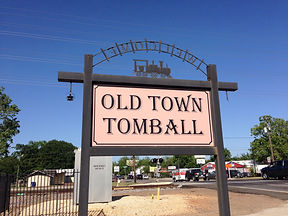 Old Town Tomball