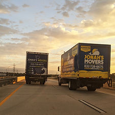 Long Distance moving in Texas