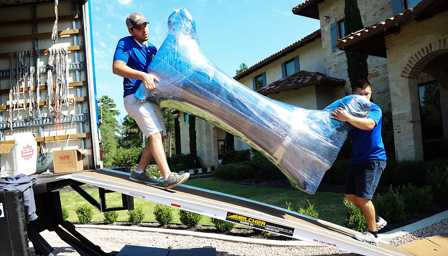 Movers in Conroe TX