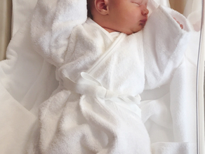 Navigating maternity care in Japan - Caitlyn's Story