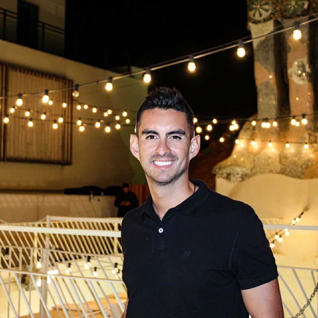 Andrés Romero (Chile) Organizer ExO