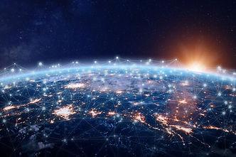 Global world telecommunication network c