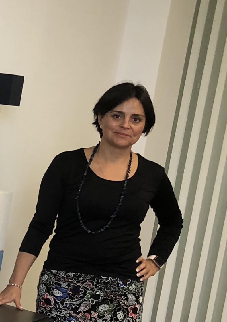 Carolina Cornejo (Chile) - Organizer _ E