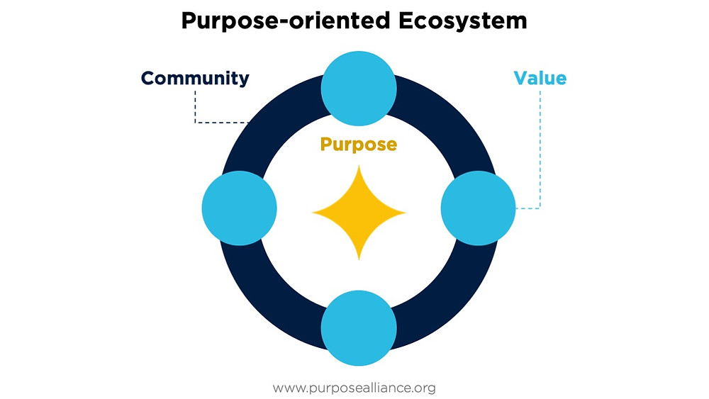 Purpose-oriented ecosystem