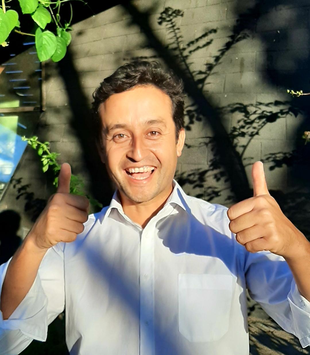 Angelo Ortega (Chile) Organizer _ ExO Co