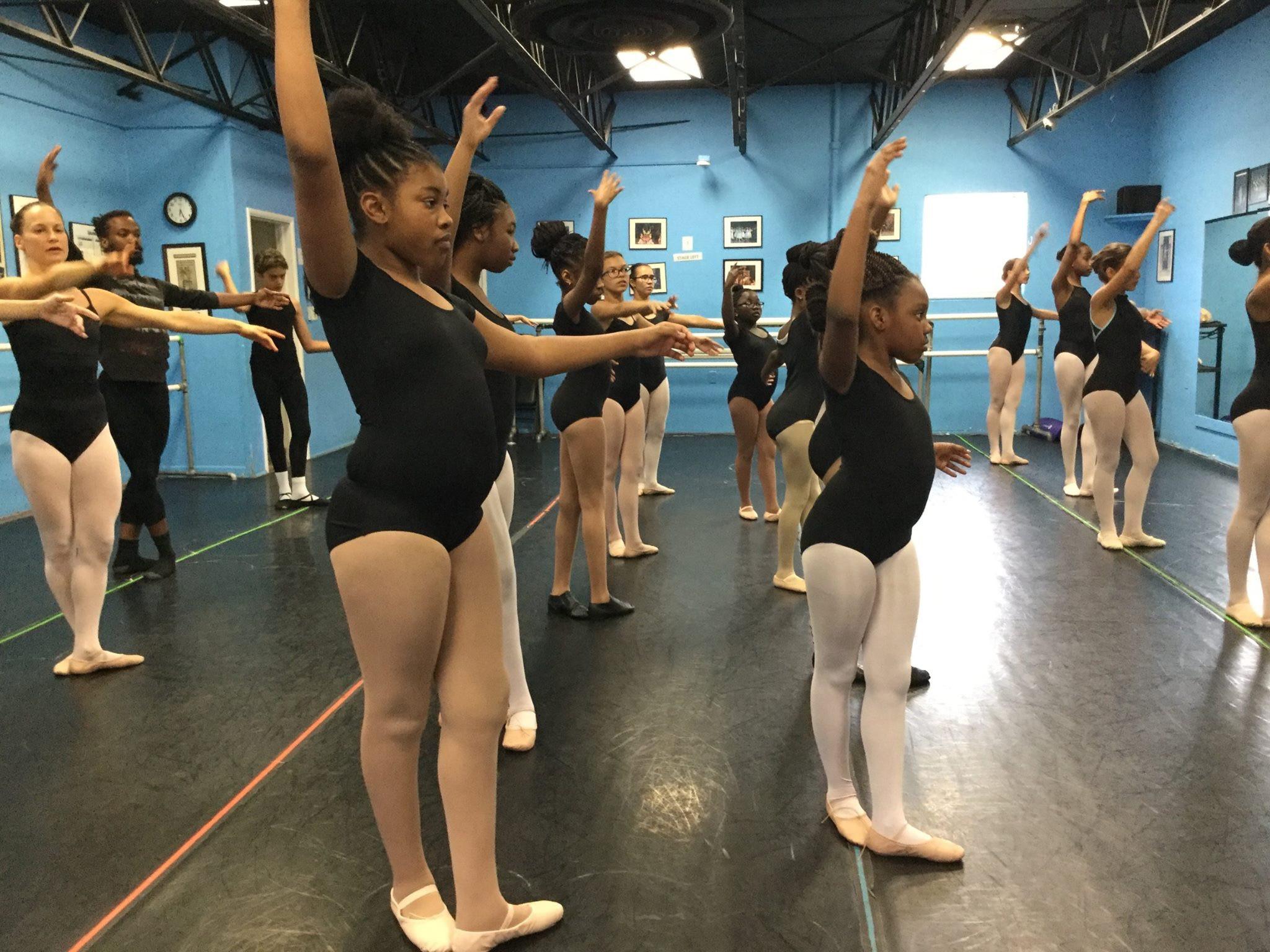 YAG Ballet Intensive
