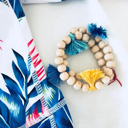 Santa Cruz double bracelet