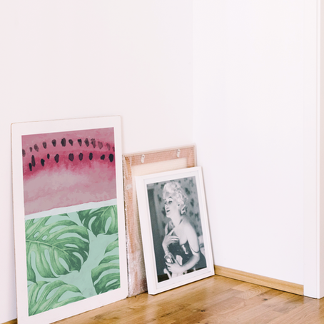 Fun Ways to Display and Store Your Child's Artwork