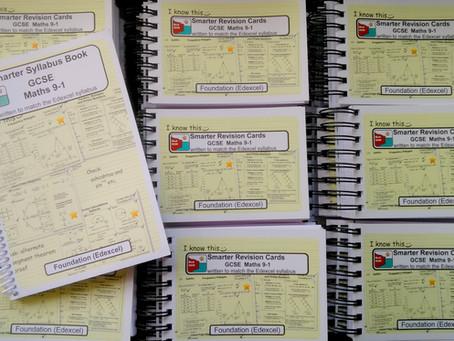 NEW!  Class Packs for tutors, teachers and schools