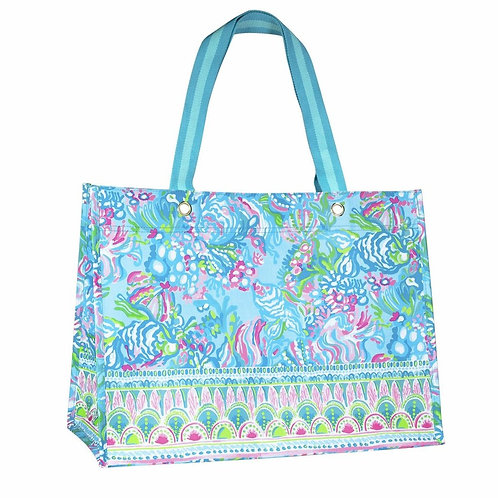 Lilly Pullitzer XL Market Shopper