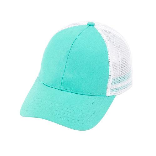 Monogram Truckers Hat