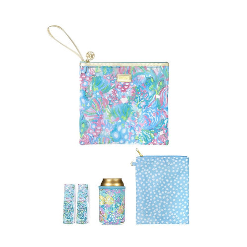Lilly Pullitzer Beach Day Pouch