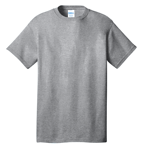 Adult Core Cotton Tee
