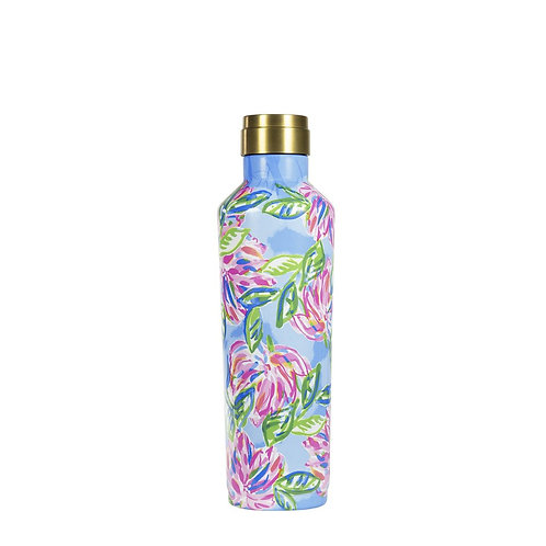 Lilly Pullitzer Stainless Steel Canteen