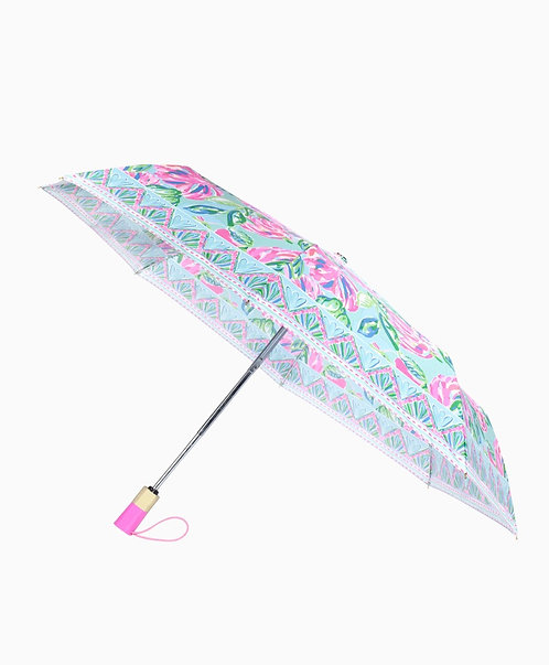 Lilly Pulitzer Travel Umbrella