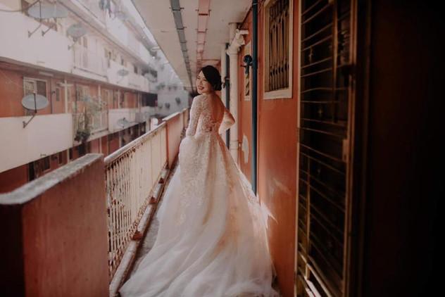 #7thheavenrealbride Suet Ying