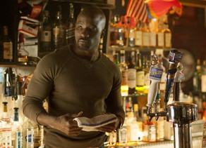 Looking ahead to Marvel's Iron Fist, Luke Cage and The Defenders