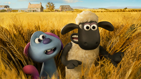A Shaun the Sheep Movie: Farmageddon Blu-ray review
