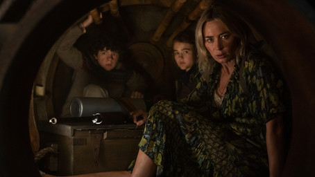 'A Quiet Place Part II' Blu-Ray Review