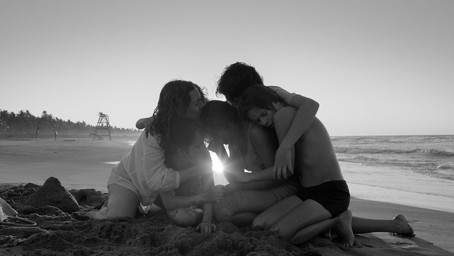 Roma: Criterion Collection Blu-ray review