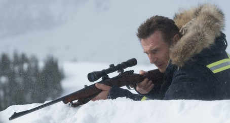 Cold Pursuit Blu-ray review