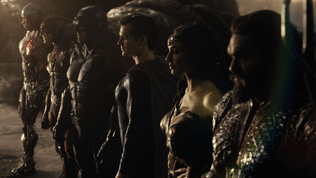 Zack Snyder's Justice League Blu-ray Review