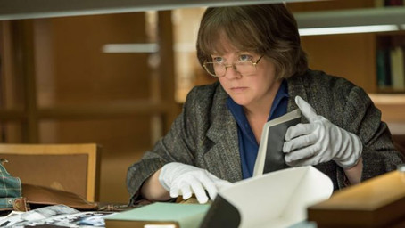 Can You Ever Forgive Me? DVD review
