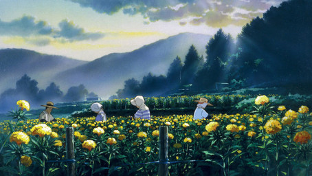 Only Yesterday Blu-ray review