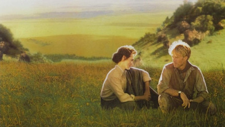 Out of Africa DVD review