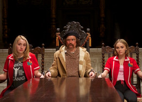 EIFF 2016: Yoga Hosers review