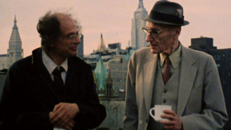 The Criterion Collection: Burroughs: The Movie Blu-ray review