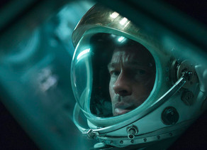 Ad Astra Blu-ray review