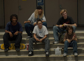 mid90s Blu-ray review