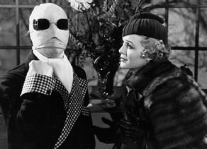 The Invisible Man DVD review