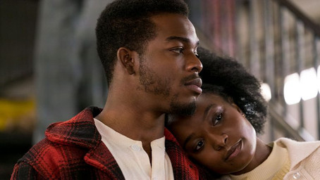 If Beale Street Could Talk Blu-ray review
