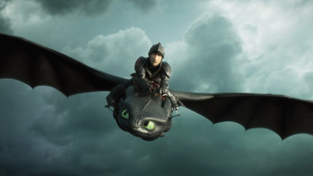 How to Train Your Dragon: The Hidden World Blu-ray review