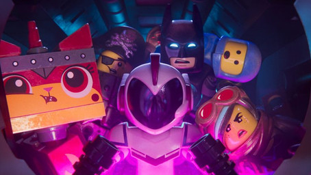 The LEGO Movie 2: The Second Part Blu-ray review