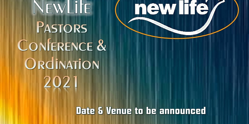 New Life Pastors & Leaders Conference