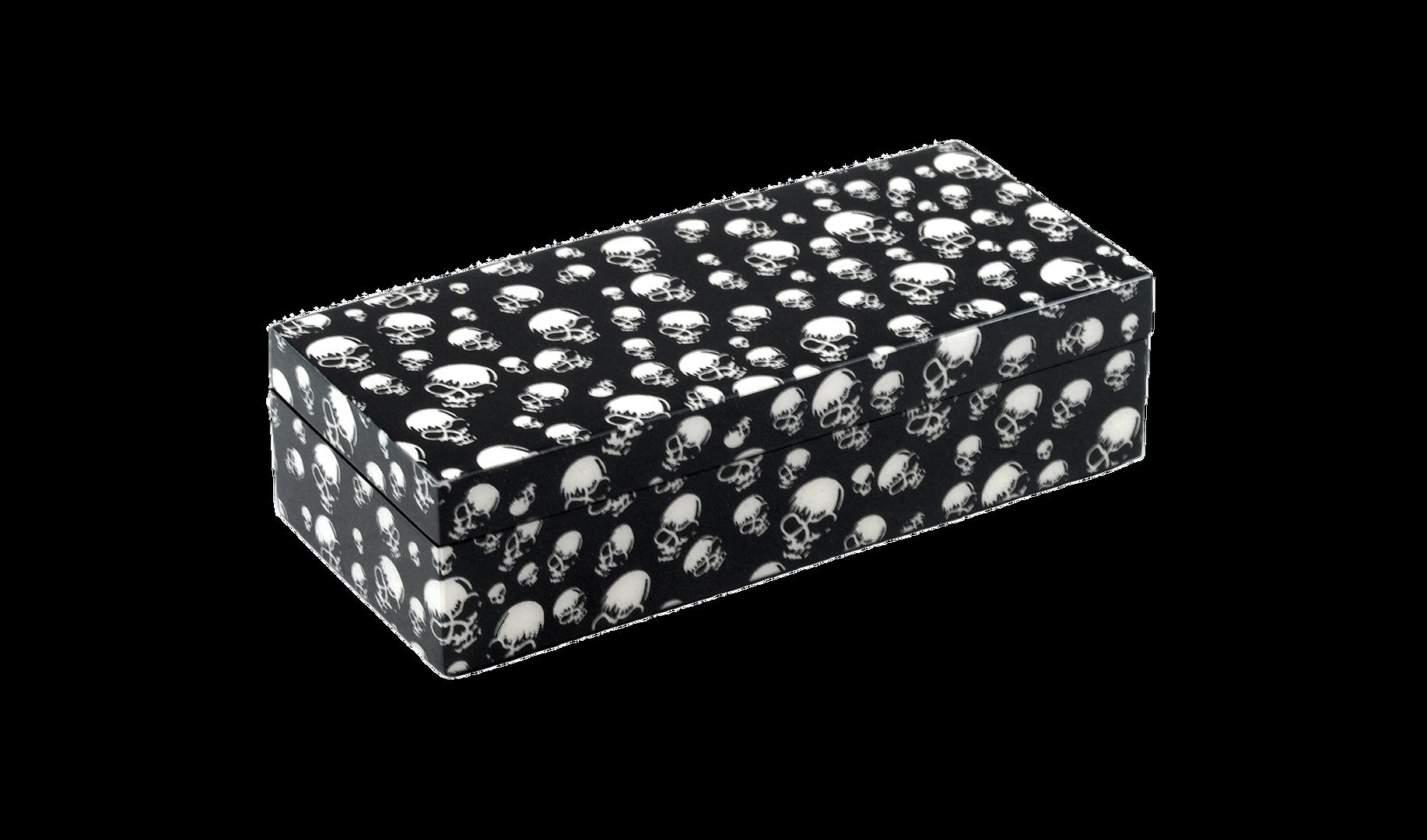 Skulls- Pencil Box
