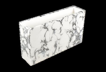 Cream Carrara- Flower Vase