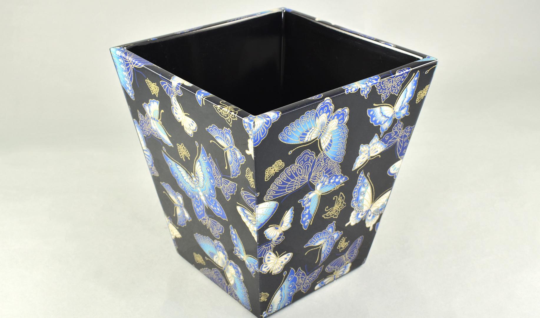 Butterflies- Wastebasket