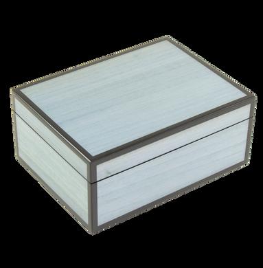 Blue Tulipwood - Medium Box