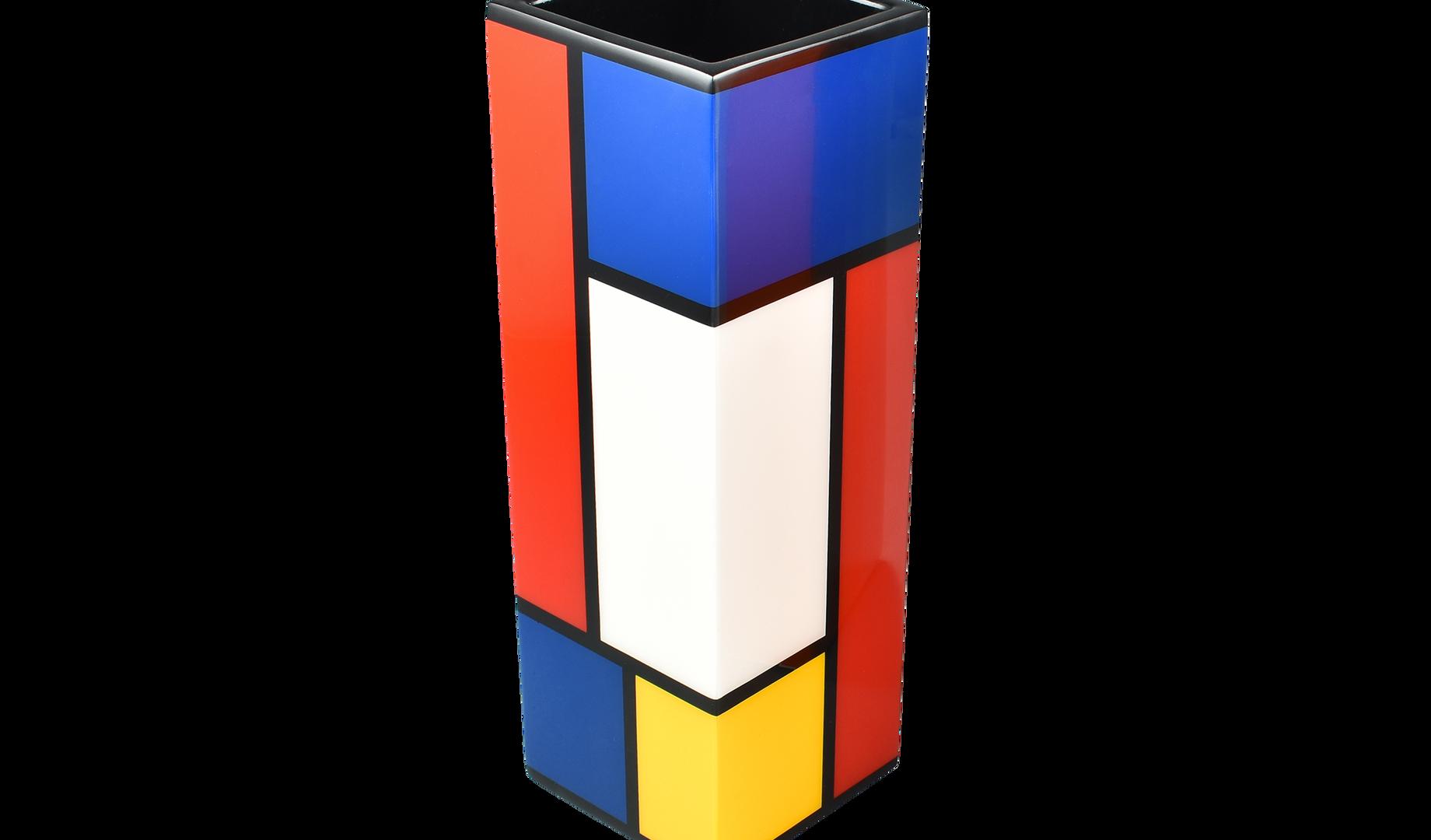 Flower Vase- Mondrian