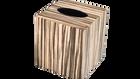 Zebra Wood- Tissue Cover