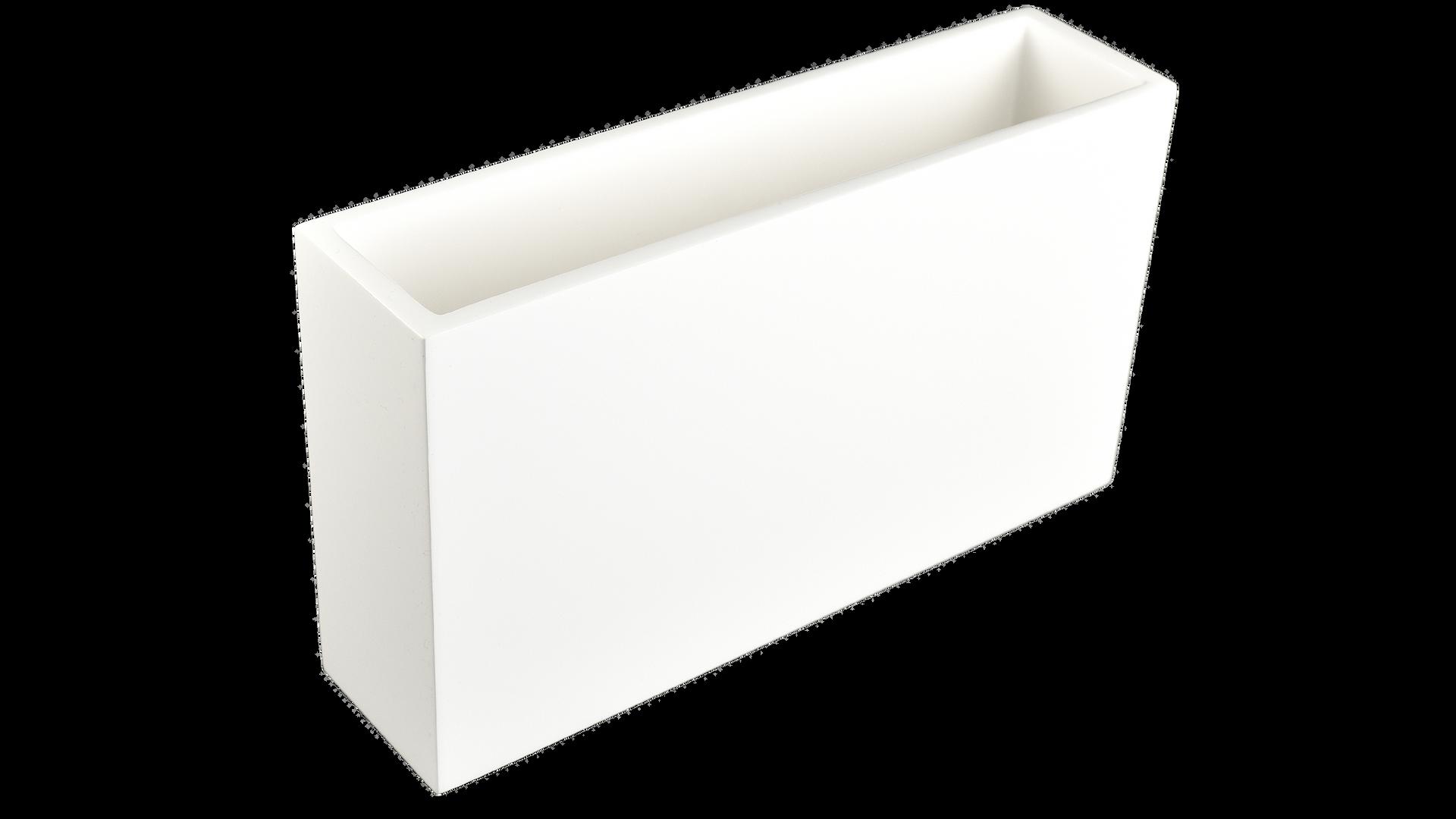 White- Flower Vase
