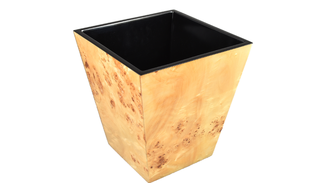 Mappa Burl- Waste Basket