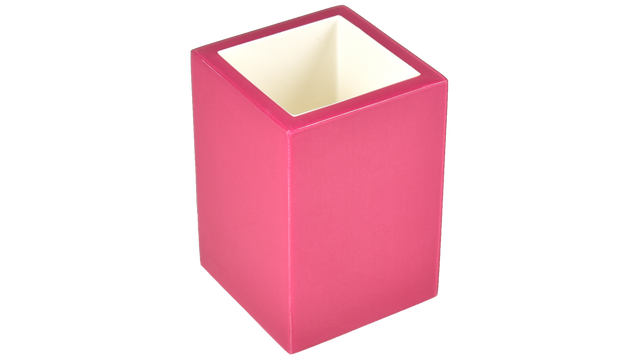 Hot Pink- Brush Cup